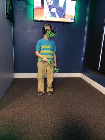 Bilde fra Divrsion Arcade
