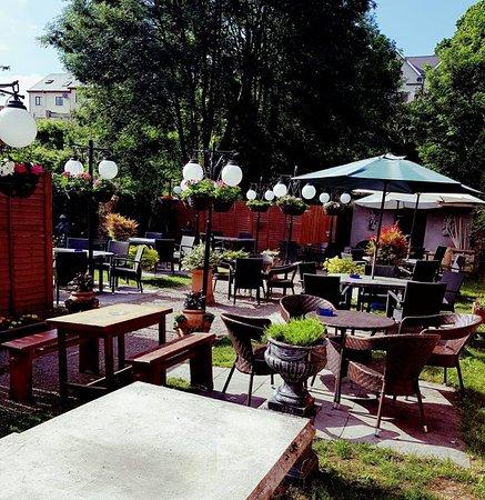 Tim's Beer Garden