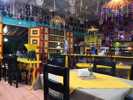 Fonda La Terraza Parrilla Bar Jerico Restaurant Reviews