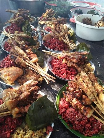 Balinese Traditional Foods