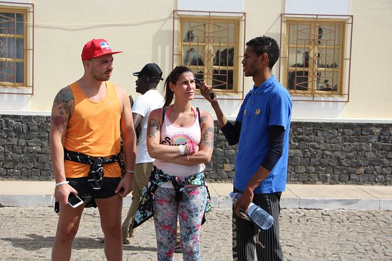 Ilha do Sal, Cape Verde: Excursão Mr. Friendtours
