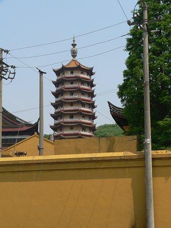 Changzhou, Chiny: Dalin temple