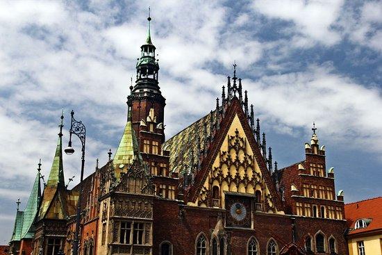 Rynek we Wroclawiu