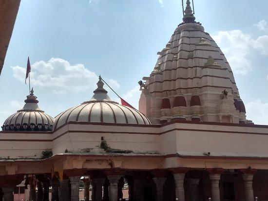 The ancient beautiful Ganesh Temple Ujjain