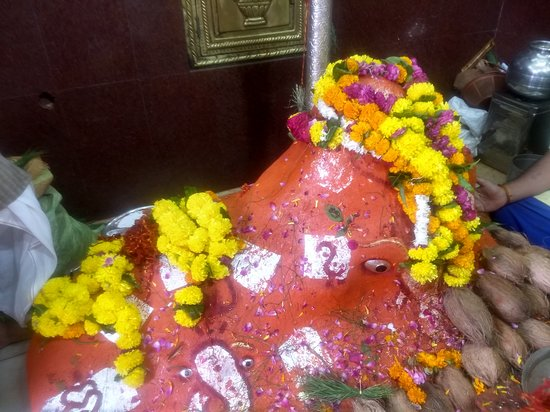 The Swayambu Ganesh , Ujjain