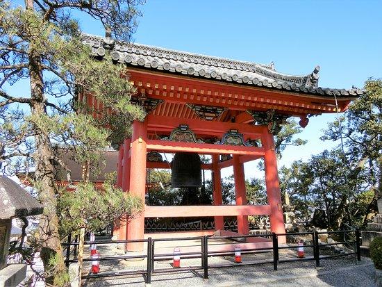 Kiyomizu-dera Temple Bell Tower