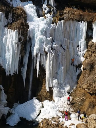 Waterfall照片