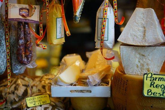 Prosciutto e Parmigiano ham&cheese To Go