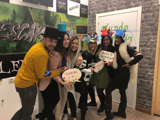 Escape Room Rioseco
