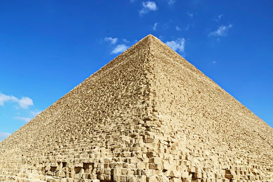Great Pyramid of Cheops (Khufu)