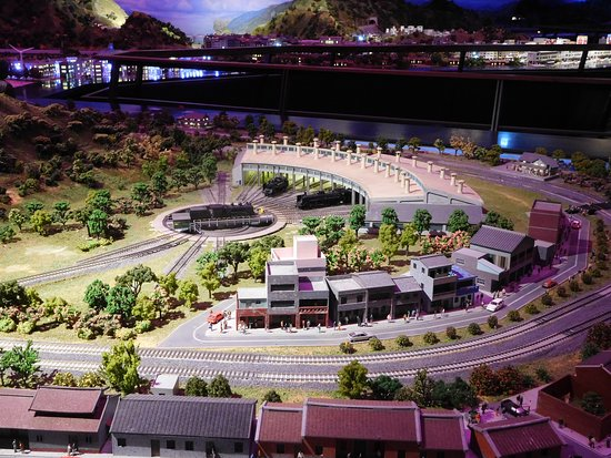 Hamasen Museum Of Taiwan Railway