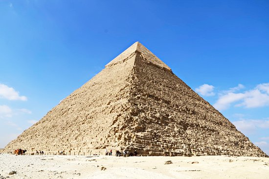 Khafre's Pyramid