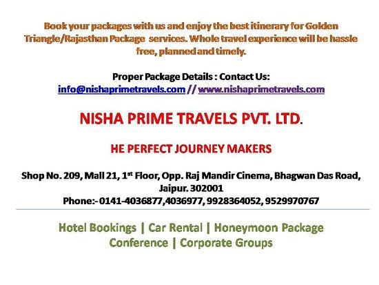 Nisha Prime Travels