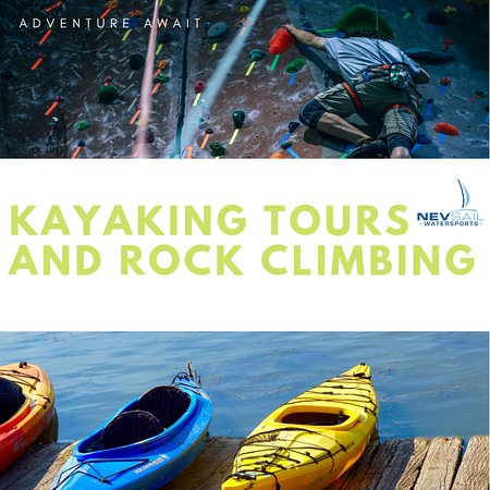 Nevsail Watersports and Rock Climbing