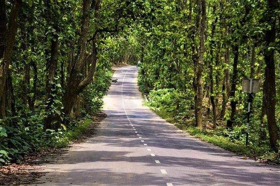 Sherpur, Bangladesh: Gajni Obokash Kendro