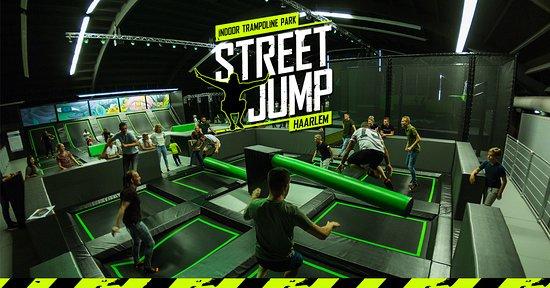 Street Jump Haarlem