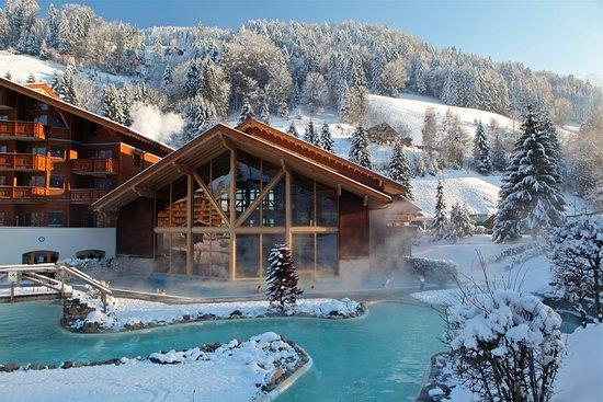 Thermes Parc - Les Bains de Val-d'Illiez