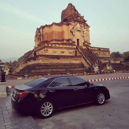 Chiang Mai Private Car with Driver Service by Richard