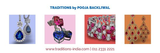 Finely crafted jewellery by Traditions