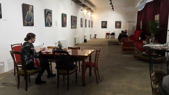 Galerija Šķīvis Kafija