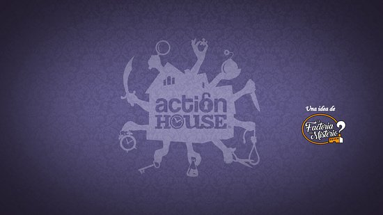 Action House Room Escape