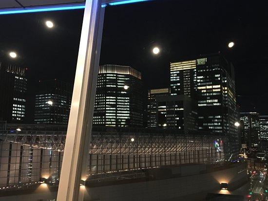 Ginza Sky Lounge: 銀座の夜景