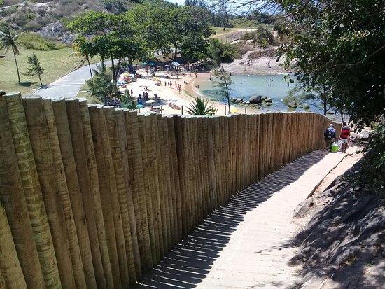 Praia Secreta de Vila Velha