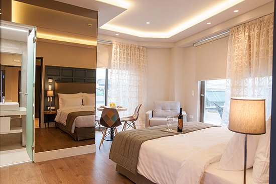 Athens Platinum Rooms and Suites