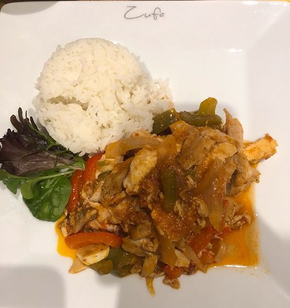 Zufa Restaurant Foto