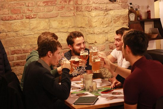Cheers Prague