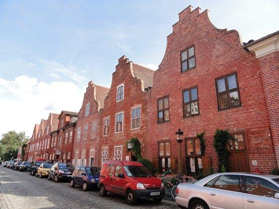 Hollandisches Viertel: Nederlandse wijk