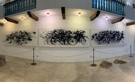 Pinto Art Museum: Look at this amazing work!