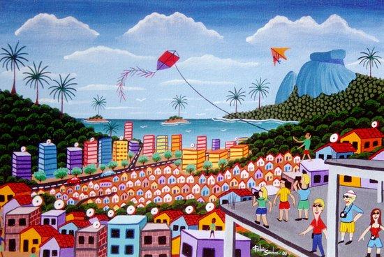 Favela Tour - Marcelo Armstrong