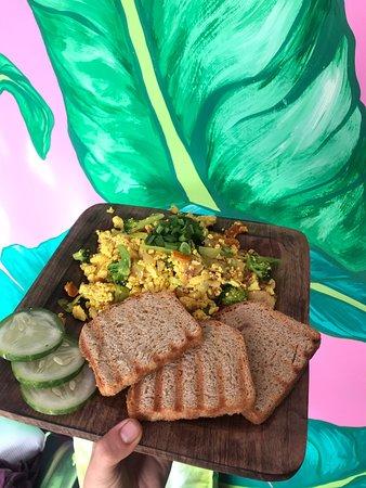 Rise and Shine Vegan Food