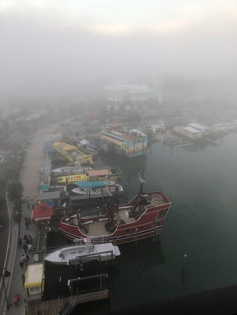 Marina view of Clearwater Beach from Jimmy's Crows Nest - Picture of