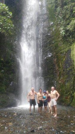 Vilcabamba, Ecuador: Cascada El Palto