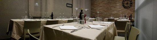 Hosteria Veneta: Lunchroom