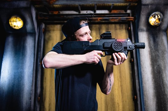 Combat Chicago - Tactical Laser Tag and Escape Rooms