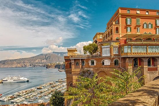 Voyage de 5jours en Italie: Pompéi...