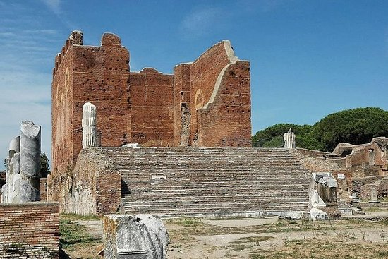 Relive the Ancient Ostia: Half-Day Tour...