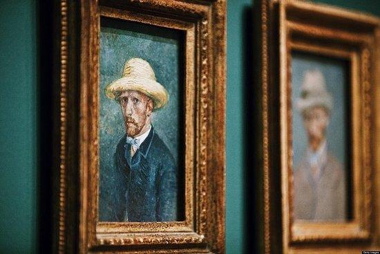 アムステルダムのゴッホ美術館 少人数グループツアーとエキスプレスパス