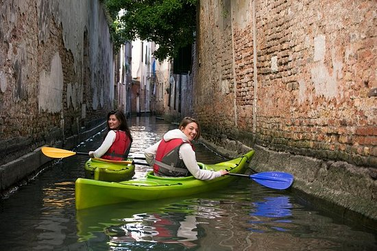 Kayak Veneciano Real