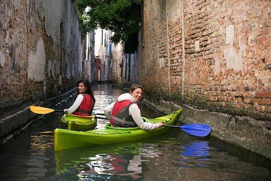Vero kayak veneziano
