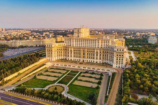 Full-Day Bucharest Tour med Mogosoaia ...