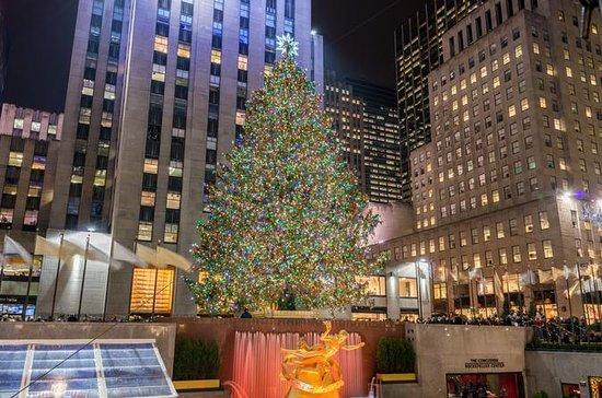 Rockefeller Center Holiday Tree Lighting Gala with Private Viewing Area: Rockefeller Center Holiday Tree Lighting Gala with Private Outdoor Viewing Area