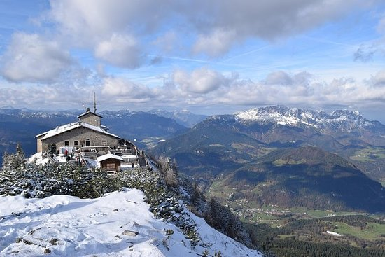 Private Eagles Nest and Berchtesgaden...