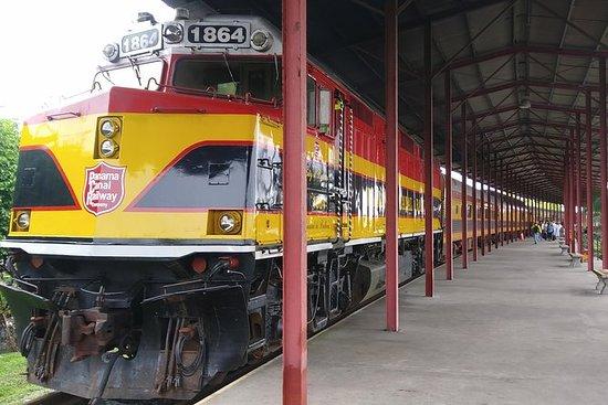 Dagstur Panama Canal, Railway and...