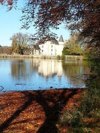Parc Du Chateau De Nieul