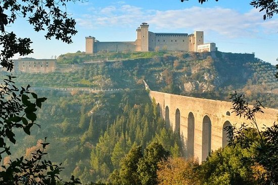 SMALL GROUP TOUR: CASCIA OG SPOLETO, EN...