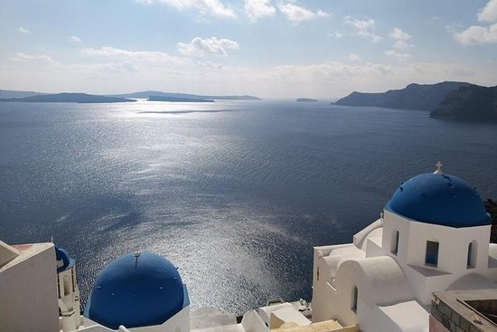 Santorini: 4-timers privat...